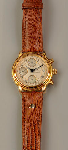 Maurice Lacroix: A gentleman's automatic tachymeter wristwatch