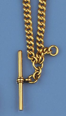 An Albert chain
