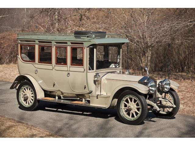 1912 Rolls-Royce 40/50hp Double Pullman Limousine