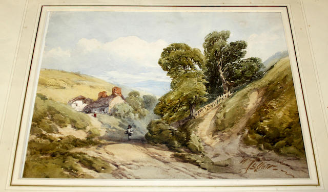 William Callow, 'Devonshire' (frameless)