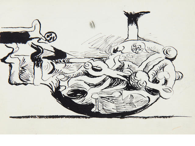 Graham Sutherland O.M. (British, 1903-1980) Natural Forms