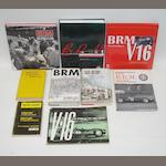 Books relating to BRM,