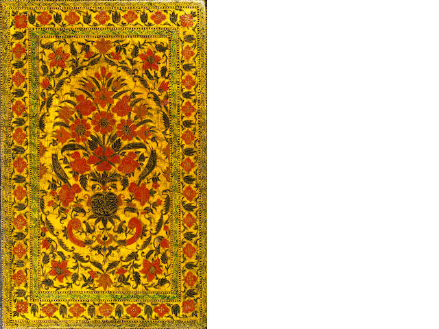 A Kashmiri Qur'an late 18th century