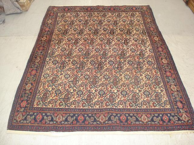 A Senneh rug, West Persia, 197cm x 142cm