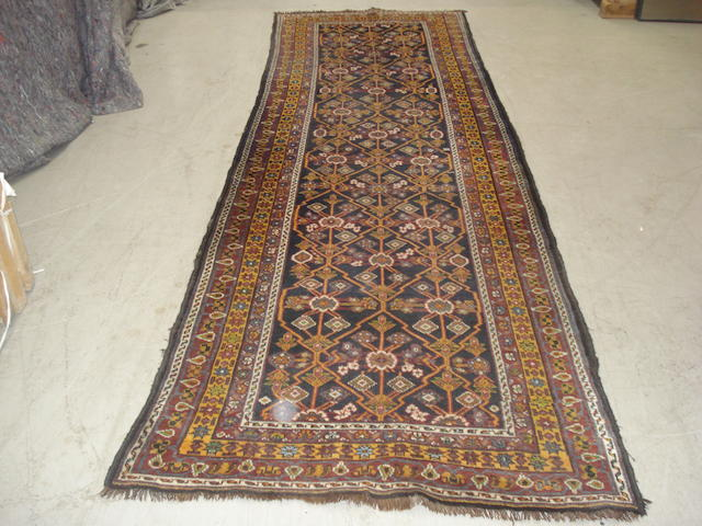 A Luri runner, South West Persia, 370cm x 115cm