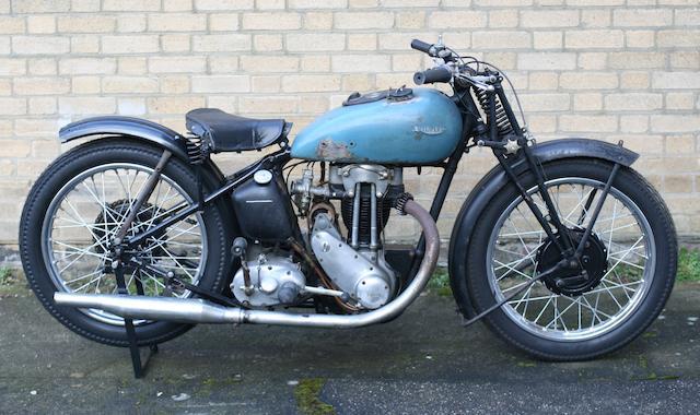 1938 Triumph Tiger 70