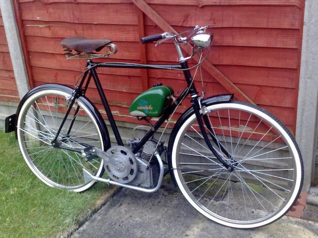 1950 Ducati Cucciolo