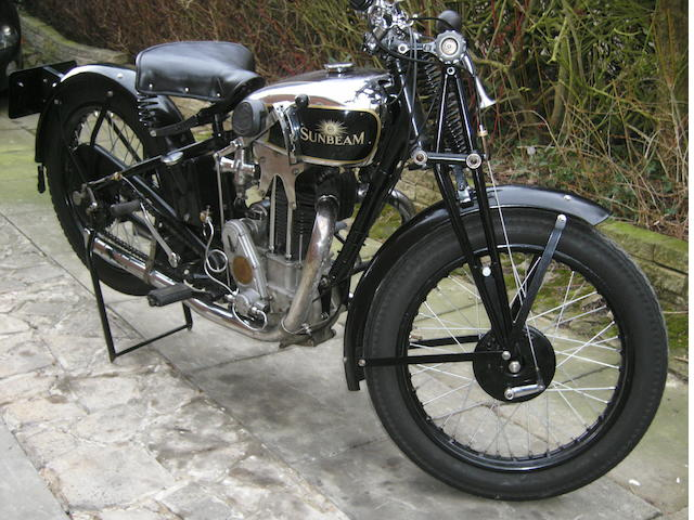 1931 Sunbeam Nine