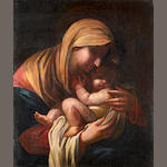 Italian School, 18th Century The Madonna and Child