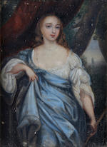 After Sir Peter Lely The Windsor Beauties each 20.5 x 16cm (8 1/16 x 6 5/16in),(10).