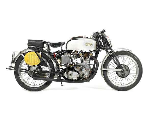 1936 Vincent HRD TT Rep