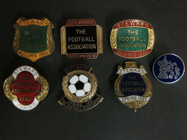 Football Association badges, Centenary badge