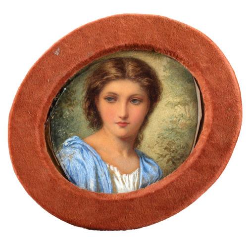 Agnes Rose Bouvier (British, 1842-1892) (2)