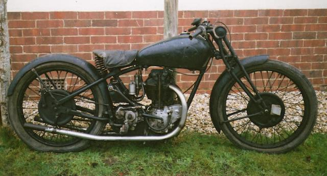 1937 Rudge Ulster TT Replica