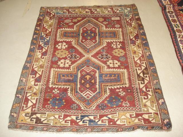 A Shirvan rug, East Caucasus, 161cm x 115cm