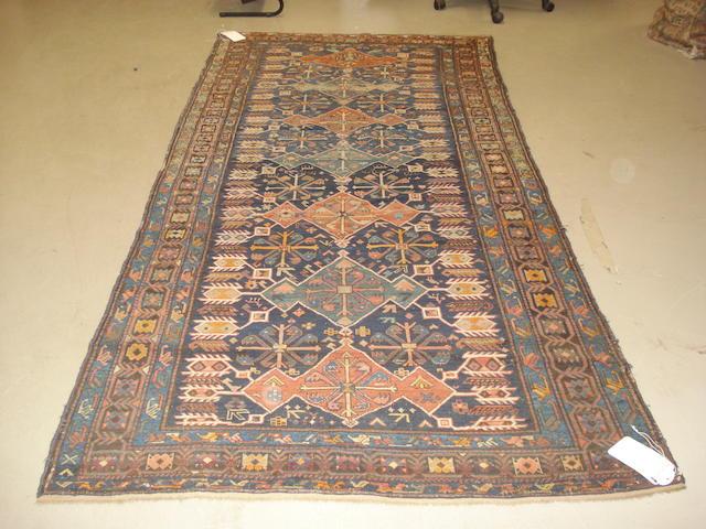 A South Caucasian rug, 280cm x 130cm