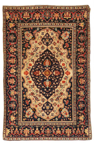 A Bidjar rug, Persian Kurdistan, circa 1910, 6 ft 4 in x 4 ft 1 in (192 x 125 cm) good condition