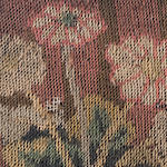 An 18th century needlework panel
