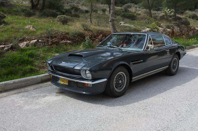 Bonhams 1975 Aston Martin V8 Series 3 Saloon Chassis No V8 11345 Rca Engine No V 540 1345