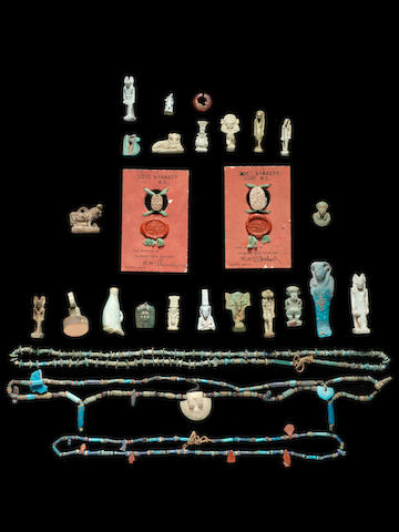 A group of Egyptian Antiquities 26