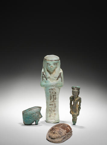 Four Egyptian Antiquities 4