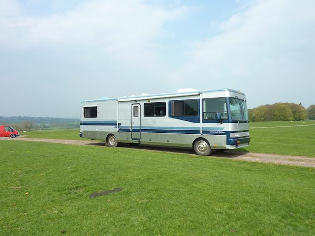1995 Serengeti Safari Motor home