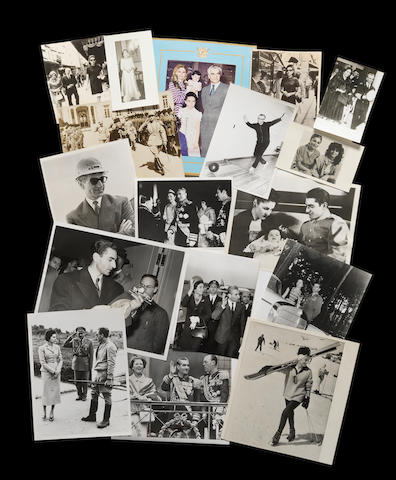 A collection of original Press Shots depicting events during the reign of Mohammad Reza Shah Pahlavi 1939 - 1975(64)