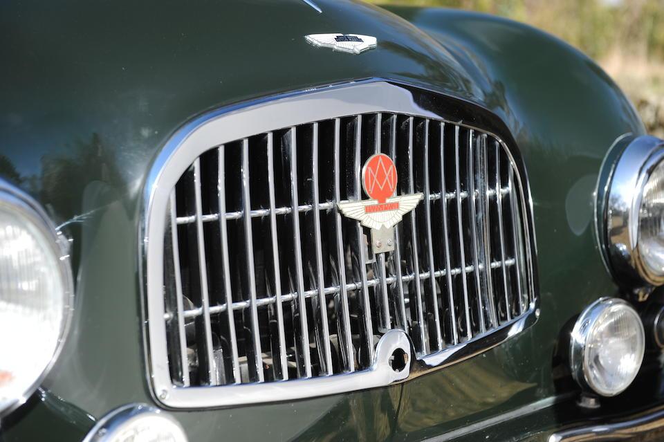 1952 Aston Martin DB2 Vantage Drophead Coupé  Chassis no. LML/50/97 Engine no. LB6B/50/531
