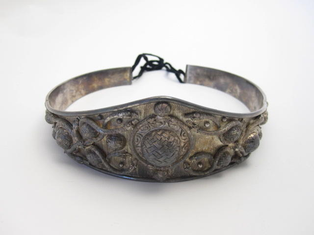 An early 20th century diadem