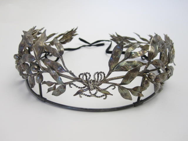 An early 20th century tiara