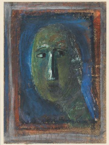Marino Marini (Italian, 1901-1980) Ritratto