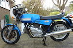 One owner, only 6,100 miles from new,1977 Ducati 860 GTS Frame no. 851173 Engine no. 853069