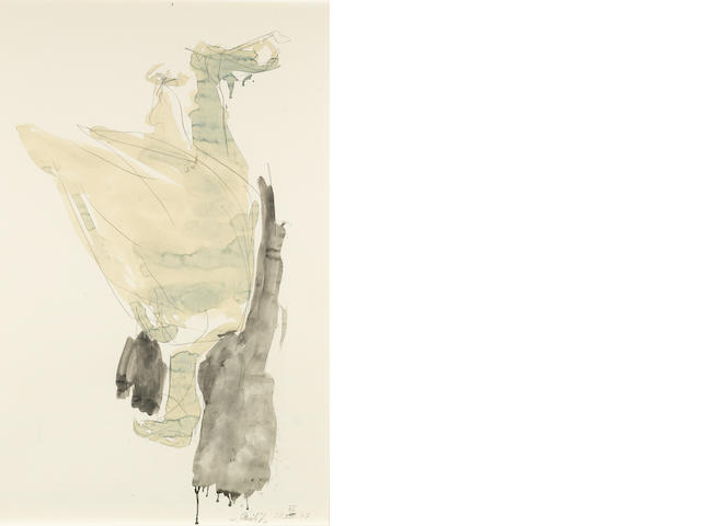 Baselitz Work on paper