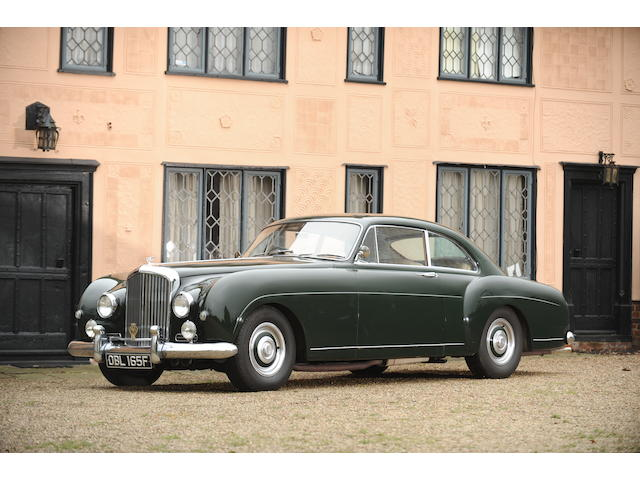 1957 Bentley S-Series Continental Sports Saloon  Chassis no. BC79BG Engine no. BC78B