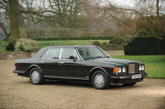 1985 Bentley Turbo