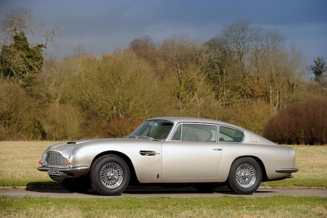 One owner since 1976,1969 Aston Martin DB6 Sports Saloon  Chassis no. DB6/3569/R Engine no. 400/3900