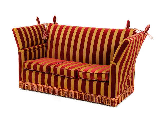 A Knole Sofa
