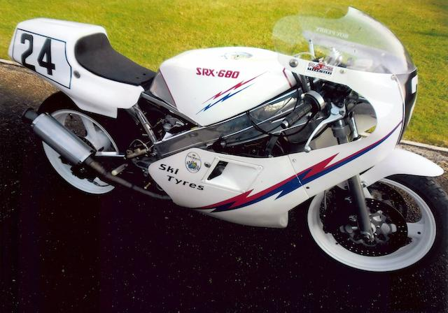 One owner from new 1992 Spondon Yamaha 680cc 'Supermono' Racing Motorcycle Frame no. SPE/NR/Y/687 Engine no. 1XL000017