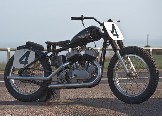 1960 Harley Davidson KR