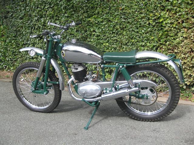 1956 DOT 200 Trials