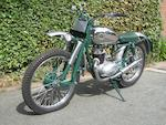 1956 Dot 197cc TDHX Trials Frame no. H 560416 Engine no. 812B 10498