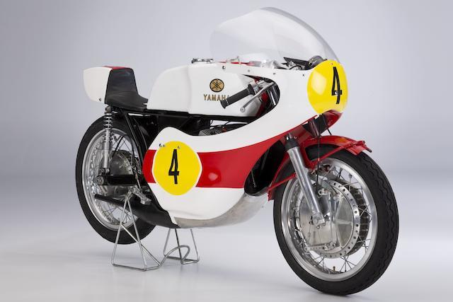 1972 Yamaha YZ634A
