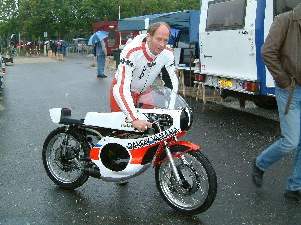 1972 Yamaha YZ623C 125cc Racing Motorcycle Frame no. 17620 Engine no. 101