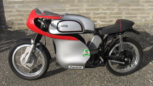 Norton Manx Replica