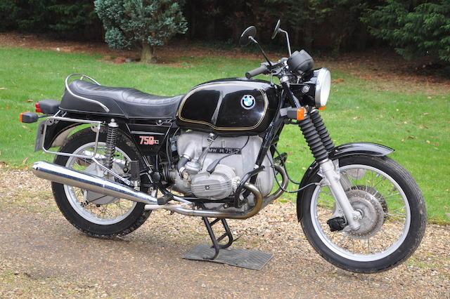 1976 BMW R75/5