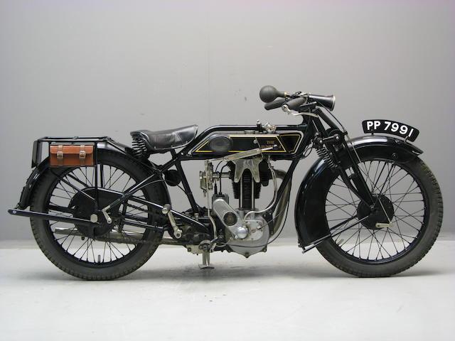 1928 Sunbeam Model 8