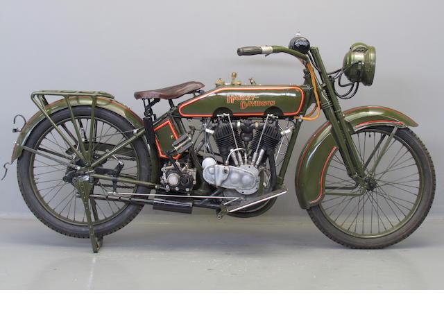 1924 Harley Davidson