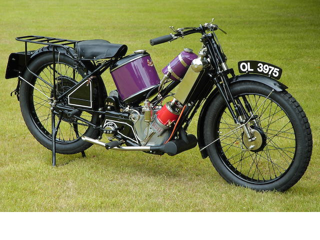 1924 Scott 2 Speed