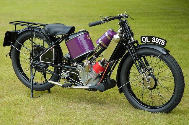 1924 Scott 2 Speed