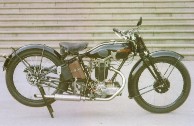 1928 Raleigh Model 26